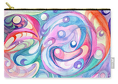 Space Abstract Carry-all Pouch