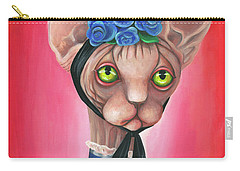 Sphynx Carry-all Pouch