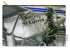 Spirit In Color Carry-all Pouch