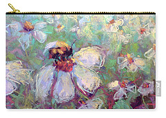 Spring Bee Carry-all Pouch