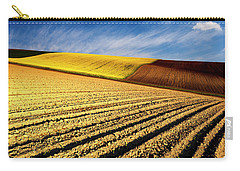 Spring Fields Carry-all Pouch