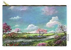 Spring In The Garden Of Eden Carry-all Pouch
