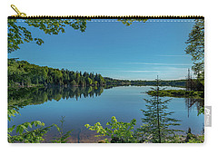 Spring Morning On Grand Sable Lake Carry-all Pouch