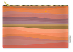 Spring Silk Carry-all Pouch
