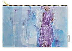 Spunky Angel Carry-all Pouch