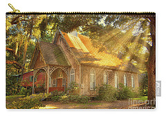 St. James Santee Episcopal Chapel Of Ease Carry-all Pouch