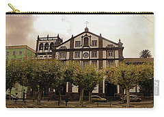 Carry-all Pouch featuring the photograph St Joseph by Tony Murtagh