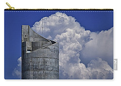 Carry-all Pouch featuring the photograph Stacked by Skip Hunt