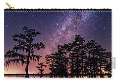Carry-all Pouch featuring the photograph Star Bright by Andy Crawford