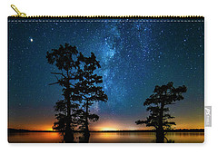 Carry-all Pouch featuring the photograph Star Gazers by Andy Crawford