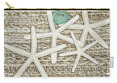 Starfish Love Carry-all Pouch