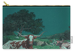 Stars Over Texas Carry-all Pouch