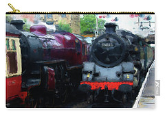 Steam Trains Carry-all Pouch