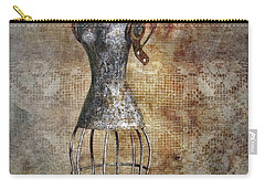 Steampunk Angel  Carry-all Pouch
