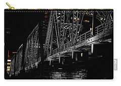 Steel Of Blue Bridge Grand Rapids Carry-all Pouch