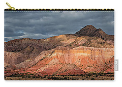 Storm Above Ghost Ranch Mountains Carry-all Pouch