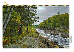 Storm Clouds At Jay Cooke Carry-all Pouch