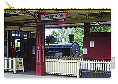 Strathspey Railway. Caladonian Railway 828 Carry-all Pouch