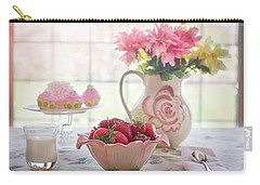 Strawberry Breakfast Carry-all Pouch