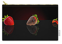 Strawberry Carry-all Pouch