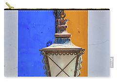 Street Lamp Of Obidos Carry-all Pouch