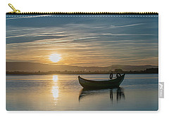 Carry-all Pouch featuring the photograph Strikes by Bruno Rosa