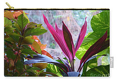 Carry-all Pouch featuring the photograph In The Pink by Rosanne Licciardi