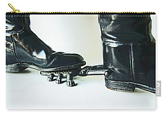 Studio. Boots And Boot Pull. Carry-all Pouch