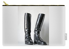 Studio. Riding Boots. Carry-all Pouch