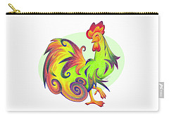 Stylized Rooster I Carry-all Pouch
