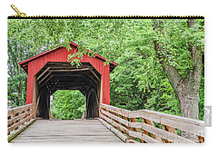 Sugar Creek Covered Bridge Carry-all Pouch