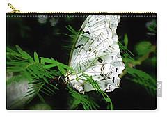 Summer Azure Butterfly Carry-all Pouch