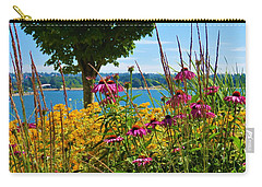 Summer Flowers Vancouver 1 Carry-all Pouch