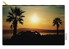 Carry-all Pouch featuring the photograph Summer Life by Milena Ilieva