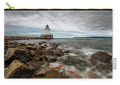 Summer Tides At Bug Light Carry-all Pouch