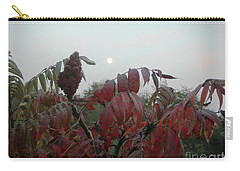 Carry-all Pouch featuring the photograph Summer's End by Rosanne Licciardi
