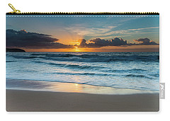 Sun Glow Seascape Carry-all Pouch