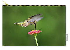Carry-all Pouch featuring the mixed media Sun Sweet by Christina Rollo