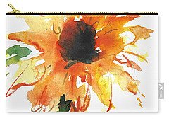 Sunflower Too - A Study Carry-all Pouch