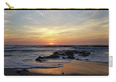 Sunrise At The 15th St Jetty Carry-all Pouch