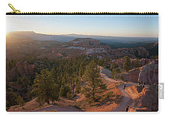 Sunrise Over Bryce Canyon Carry-all Pouch
