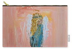 Sunset Angel Carry-all Pouch