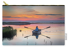 Sunset  Crossing Carry-all Pouch