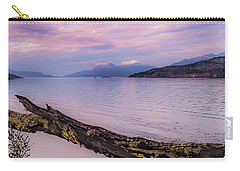Sunset In Ushuaia Carry-all Pouch