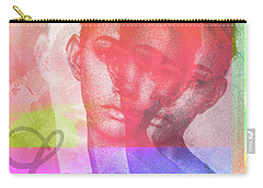 Sunset Of Love 48x48 Super Size Carry-all Pouch
