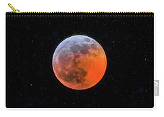 Super Blood Moon Eclipse 2019 Carry-all Pouch