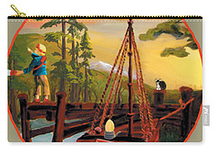 Super Boat Overlay Carry-all Pouch