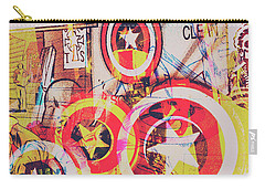 Super Hero Design Carry-all Pouch