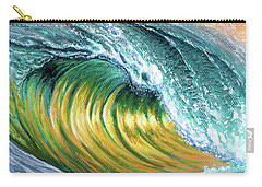 Surf Into The Sunset Carry-all Pouch