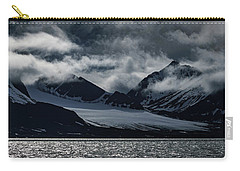 Svalbard Mountains Carry-all Pouch